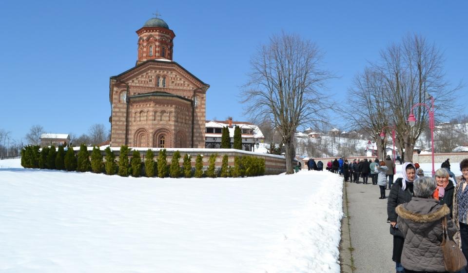 Izlet - Manastir Lalic i Valjevo