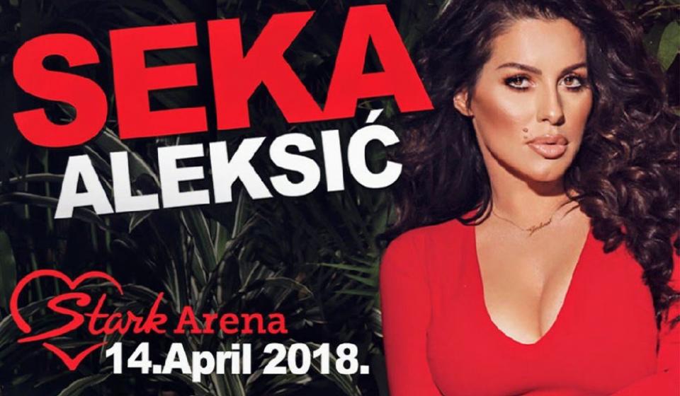 Koncert Seke Aleksić